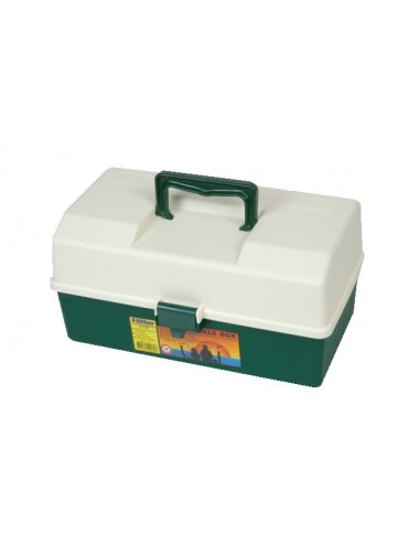 2 Cantilever Tray Tackle Box