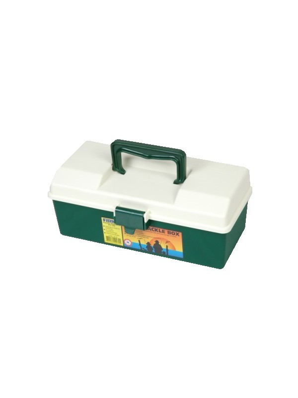 1Tray Tackle Box with Lift out Tray