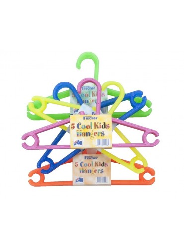 Plastic Kids Cool Hangers - 300mm