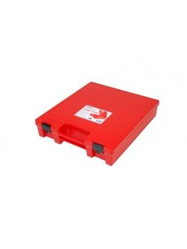 Ezi-Pak Carry Case - Solid Colour Lid