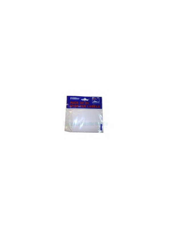 Pack of 24 Stor-Pak Bin Labels