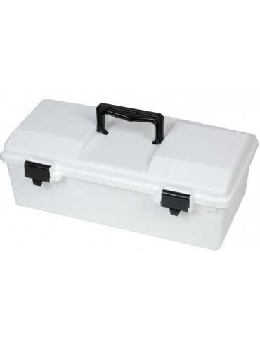 First Aid Utility Box Medium With Tray