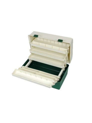 Large 6 Cantilever Tray Tackle Box