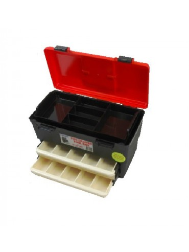 Tool Box 2 Drawer and Lift Out Tray