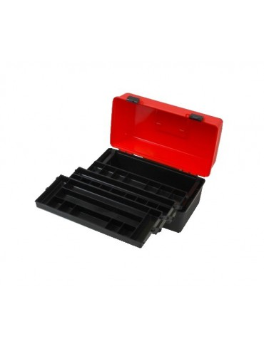 Tool Box Medium with 3 Cantilever Trays