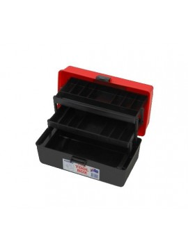 Tool Box Small with 2 Cantilever Trays