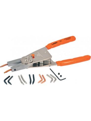 Quick Switch Ratchet Pliers