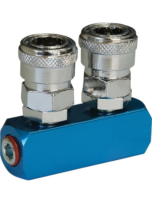 Two Way Inline Coupling