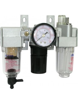 Air Filter Regulator and Lubricator