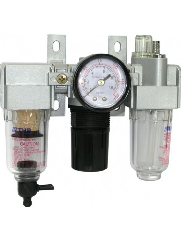 Air Filter Regulator and Lubricator