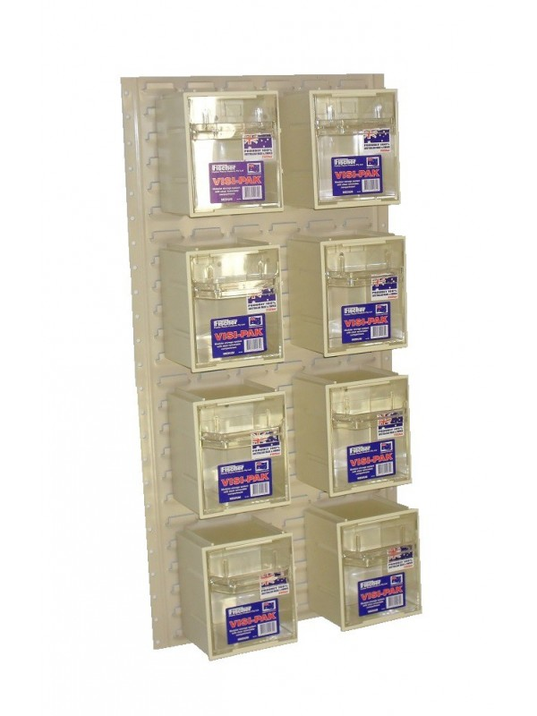 Louvre Panel Kit - Visi-Pak Medium