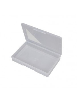 1 Compartment Large Storage Box - Clear