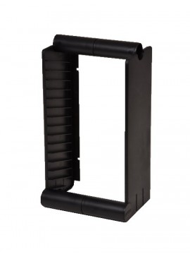 Blu-Ray Stands - Fits 15 Blu-Rays - Stackable