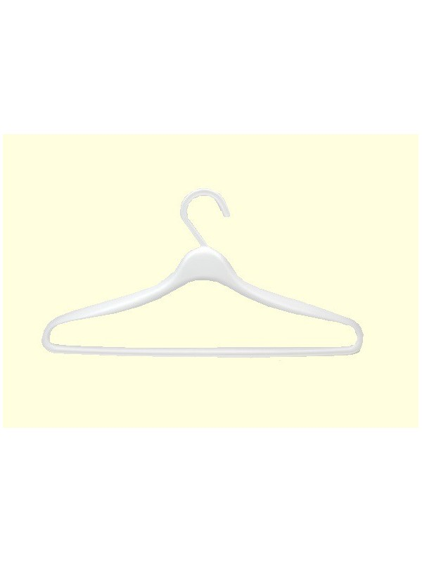 Plastic Mens Suit Hanger - 430mm