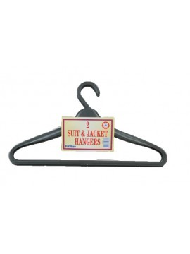 Plastic Suit and Jacket Hanger 2 Packs- 430mm