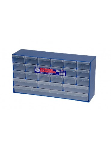 22 Drawer Organiser