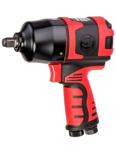 "Shinano 1/2"" Heavy Duty Impact Wrench"