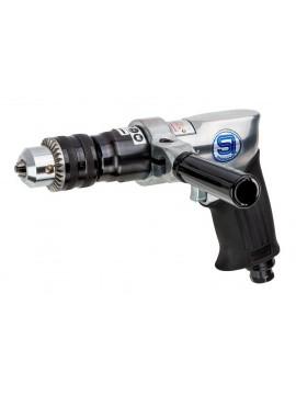 """Shinano Air Drill Heavy Duty Reversible 1/2"""" Geared"""