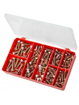 Japanese Sems Fine Hex Bolts