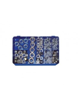 DIN 934 Zinc Plated Hex Nuts