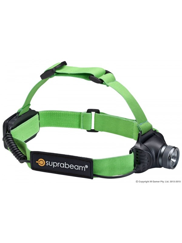 Suprabeam Head Mounted Light Weight Torch