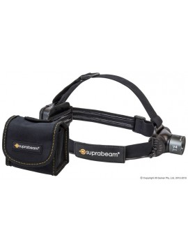 Suprabeam Head Mounted Rechargeable Torch