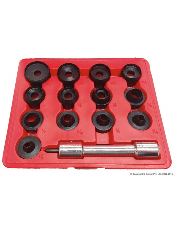 Gasket Punch Set - 14 Piece