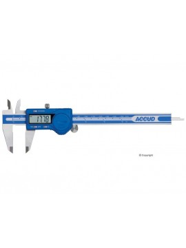 Accud Dual Scale Economical Digital Caliper 150mm