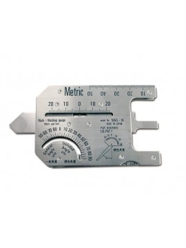Welding Gauge Metric