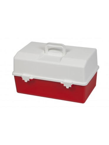 First Aid Box 2 Cantilever Tray