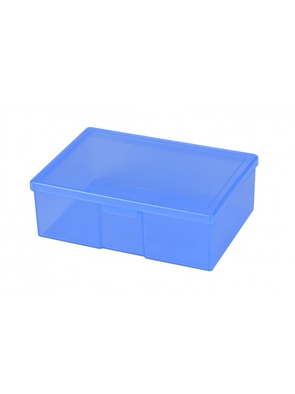 First Aid One Compartment Box