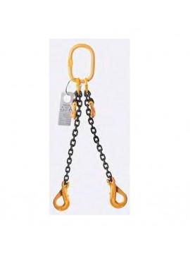 2 Leg Chain Sling 1900KG  1 M Length