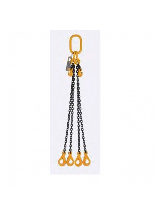 4 Leg Chain Sling 1900KG  1 M Length