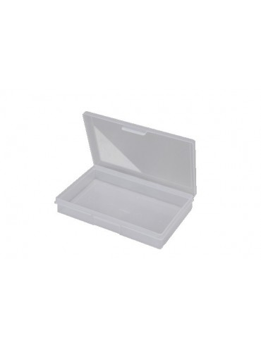 1 Compartment Clear Storage Box