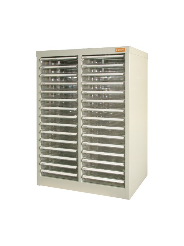 30 Drawer A4 Filing Cabinet