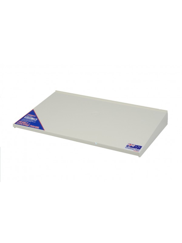 Fischer Plastic Louvre Panel Shelf