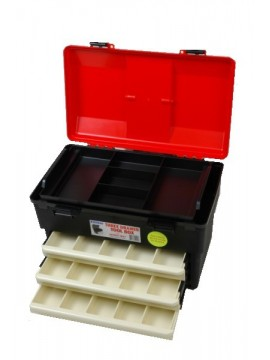 Tool Box 3 Drawer and Lift Out Tray