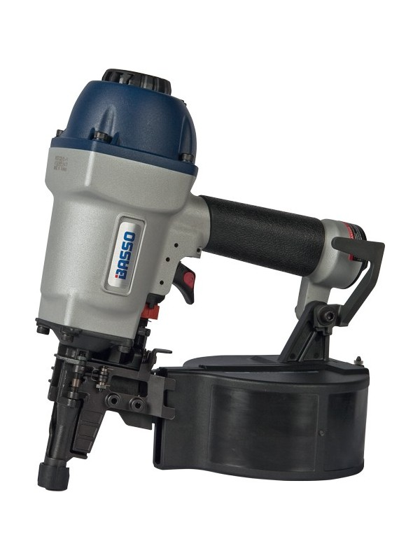 Basso Coil Nailer Flat 65mm