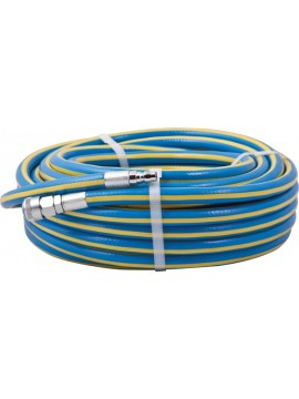Plain Air Hose With Fittings 30 Metres
