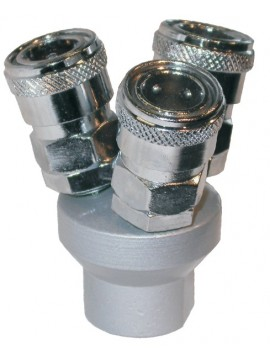 Three Way Coupling Cluster