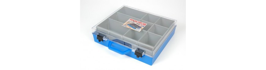 Parts tray carry case,