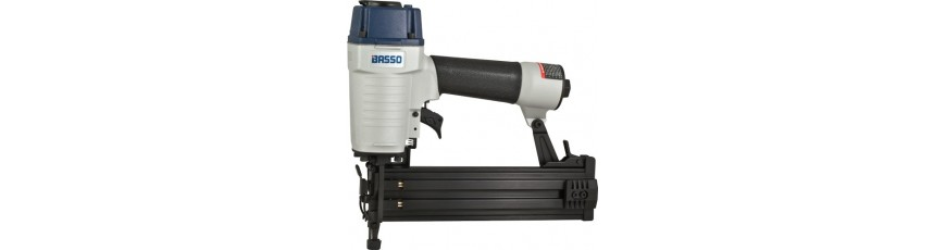 Basso High Quality Nailers, Bradders and Staplers