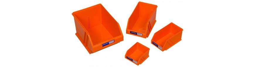 Stor-Pak Plastic Bin Range