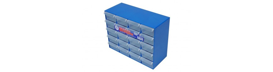 Drawer Organiser range